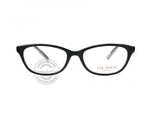 عینک طبی تدبیکر مدل 9083 رنگ 001 TED BAKER - 1