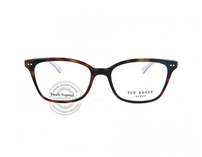 TED BAKER OPTICAL GLASSES FOR WOMEN model CODY 9123 color 719