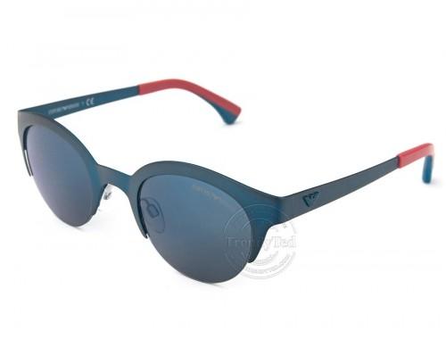 عینک آفتابی EMPORIO ARMANI مدل EA 2013 رنگ 3042/96 EMPORIO ARMANI - 1