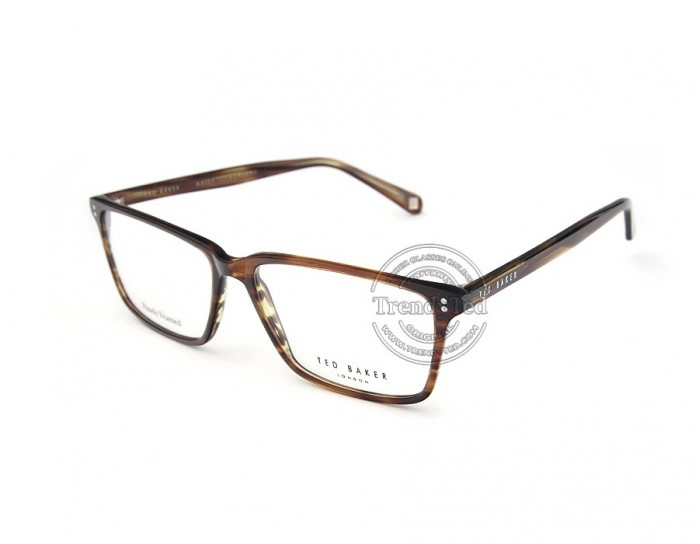 TED BAKER UNISEX OPTICAL GLASSES model IRVING 8152 color 105