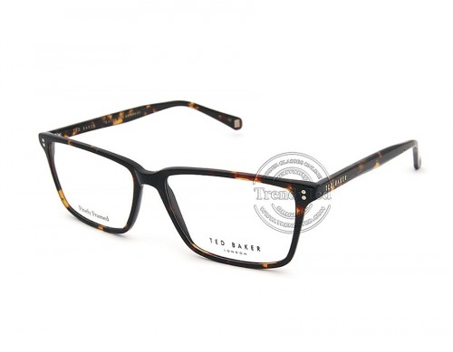 TED BAKER UNISEX OPTICAL GLASSES model IRVING 8152 color 145