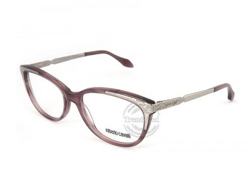 ROBERTO CAVALLI OPTICAL GLASSES for women model GRENADINE 711 color 080