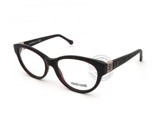 unisex optical glasses ROBERTO CAVALLI model REETHI 756 color 052