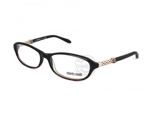 ROBERTO CAVALLI OPTICAL GLASSES for women model BAHAMAS 705 color 005