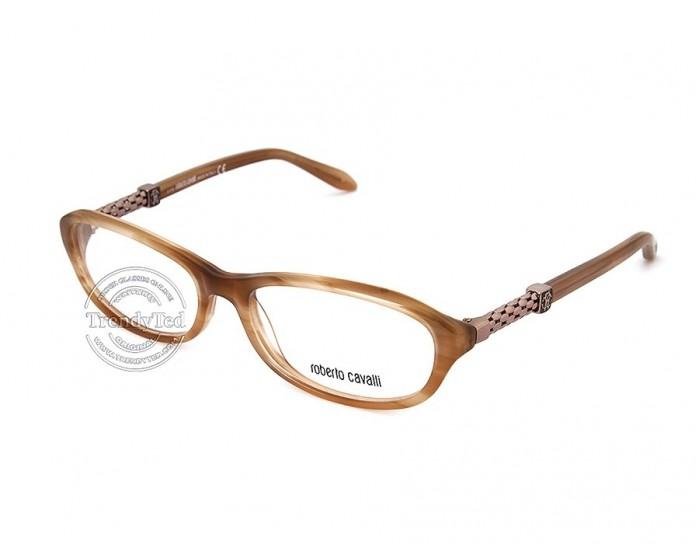ROBERTO CAVALLI OPTICAL GLASSES for women model BAHAMAS 705 color 059