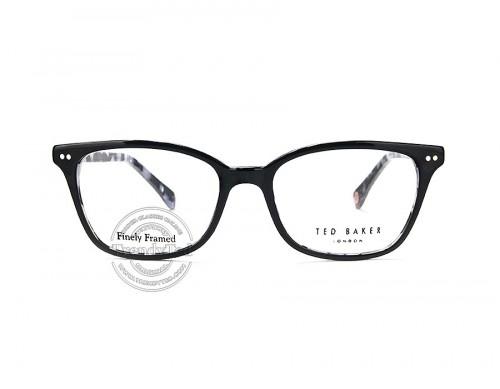 عینک طبی تدبیکر مدل 9123 رنگ 001 TED BAKER - 1