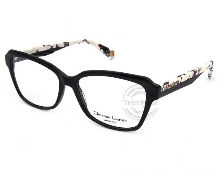 عینک طبی CHRISTIAN LACROIX مدل 1072 رنگ 001 CHRISTIAN LACROIX - 1