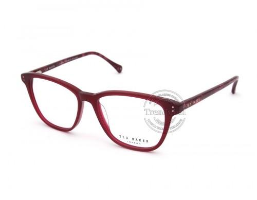 TED BAKER UNISEX OPTICAL GLASSES MODEL MALPE 9131 COLOR 205