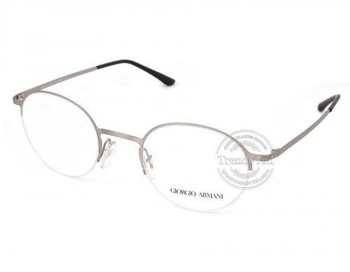 Giorgio Armani Semi Rimless Optical Glasses model 5009 color 3036