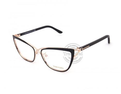 عینک زنانه اورجینال طبی تام فورد TOM FORD مدل 5272 رنگ 005