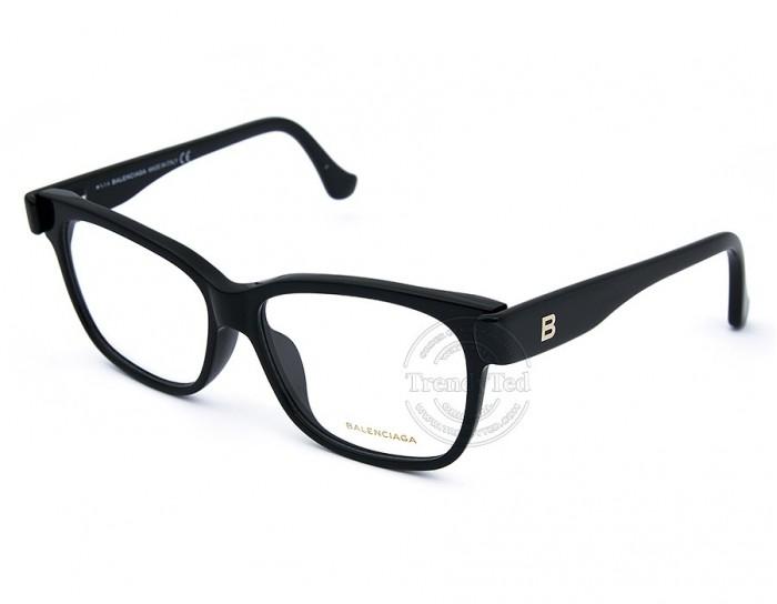 عینک طبی BALENCIAGA مدل 4003 رنگ 001 BALENCIAGA - 1
