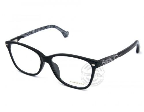 عینک طبی BALENCIAGA مدل 4007 رنگ 001 BALENCIAGA - 1
