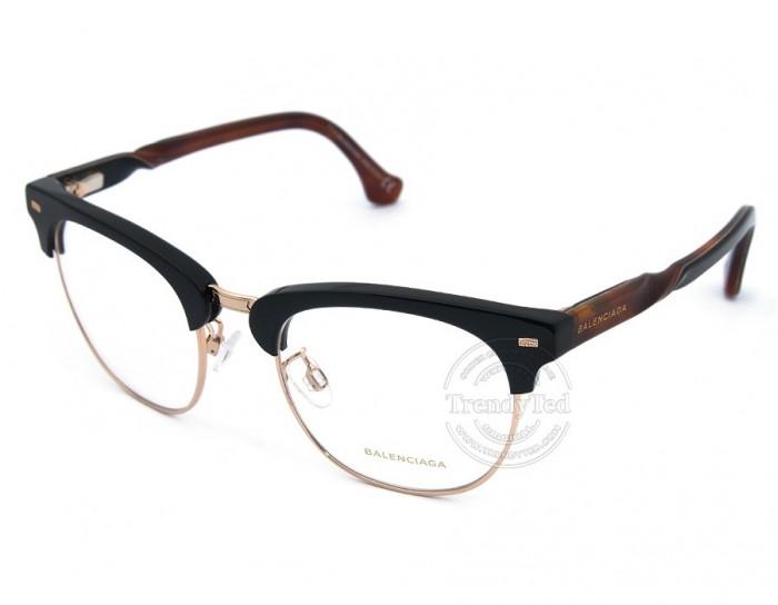 عینک طبی BALENCIAGA مدل 5009 رنگ 033 BALENCIAGA - 1