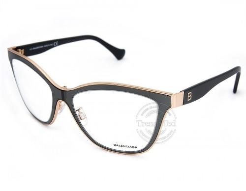 عینک طبی BALENCIAGA مدل 5028 رنگ 020 BALENCIAGA - 1