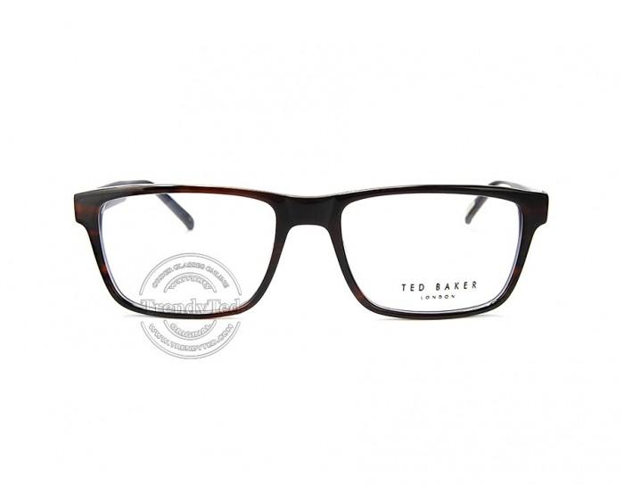 TED BAKER OPTICAL GLASSES FOR MEN model TEMPTED 8084 color 152