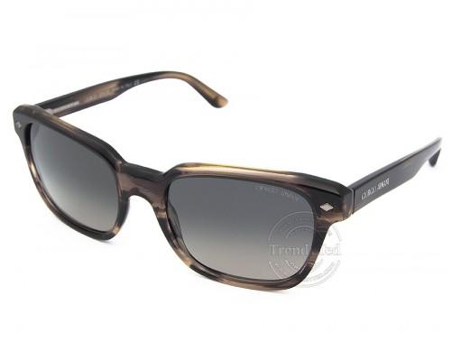 عینک آفتابی مردانه زنانه اورجینال جورجیو آرمانی مدل 8067 رنگ 5442