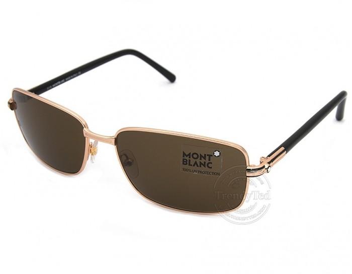 عینک افتابی MONT BLANC مدل 503S رنگ 28J MONT BLANC - 1