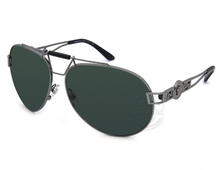 عینک آفتابی VERSACE مدل 2160 رنگ 1001/71 VERSACE - 1