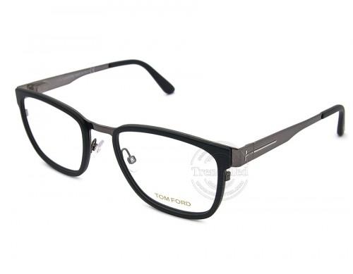 عینک طبی اورجینال مردانه تام فورد مدل 5348 رنگ 001