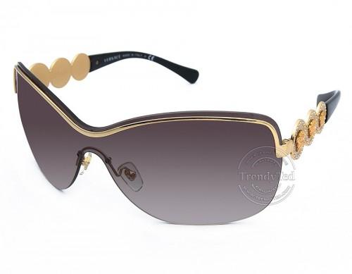 عینک آفتابی VERSACE مدل 2146-B رنگ 1002/11