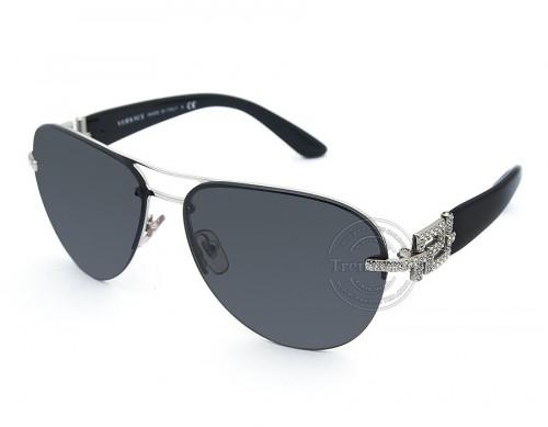 عینک آفتابی VERSACE مدل 2159 رنگ 1000/87