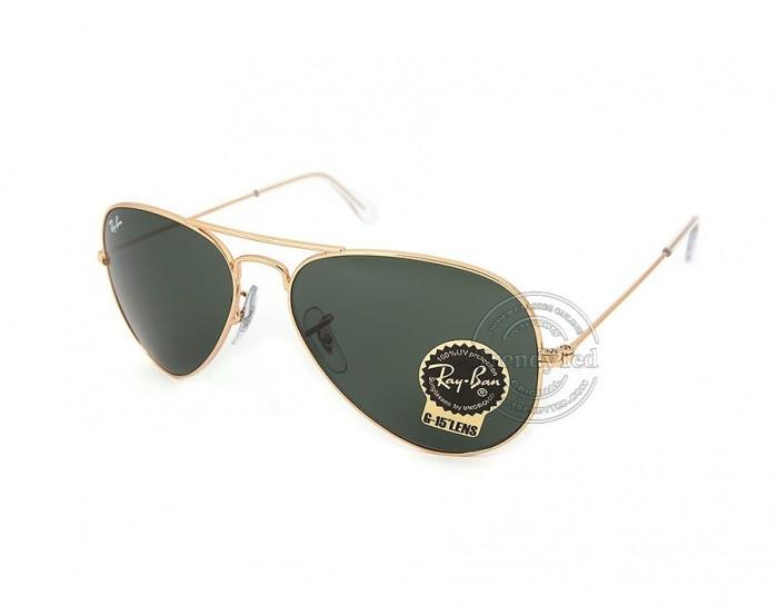 RAY BAN Sunglasses for men Model 3025 - Color W3234