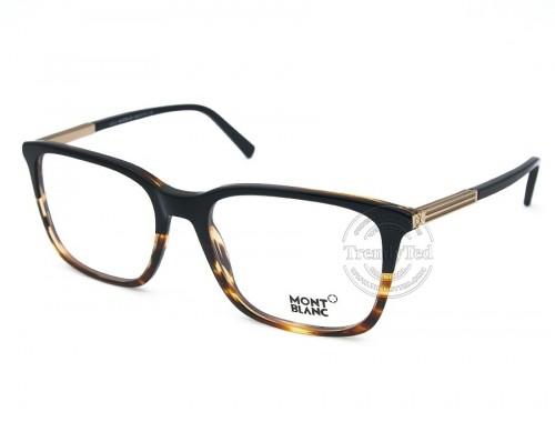 عینک طبی MONT BLANC مدل 544 رنگ 005 MONT BLANC - 1