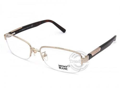 عینک طبی MONT BLANC مدل 430 رنگ 028 MONT BLANC - 1
