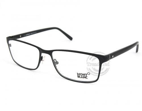 عینک طبی MONT BLANC مدل 543 رنگ 002 MONT BLANC - 1