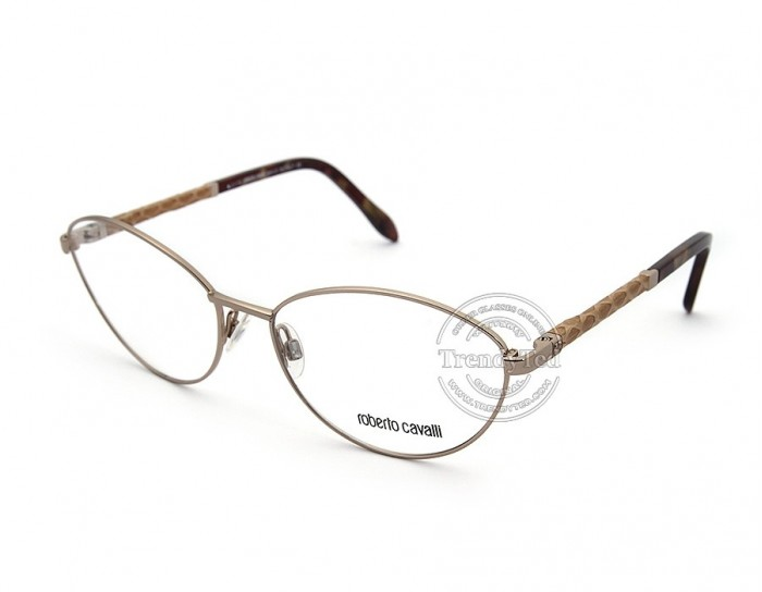 ROBERTO CAVALLI optecal glasses for women model DOMINICA 708 color 032