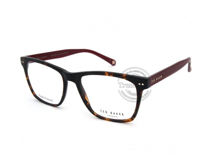 TED BAKER UNISEX OPTICAL GLASSES MODEL LUCK 8162 COLOR 145