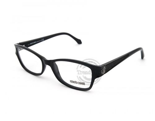 عینک طبی ROBERTO CAVALLI مدل 759 رنگ 001 Roberto Cavalli - 1