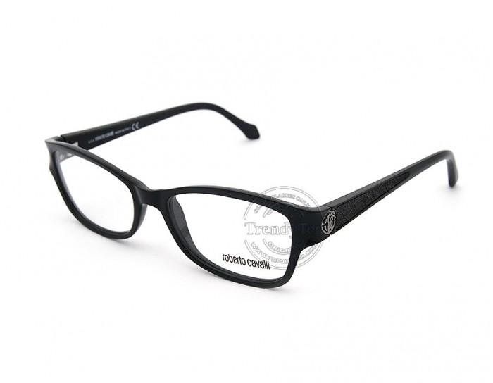 ROBERTO CAVALLI optical glasses for women model MAHE' 759 color 001