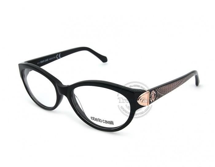 ROBERTO CAVALLI OPTICAL GLASSES FOR WOMEN MODEL FELICITE 769 COLOR 001