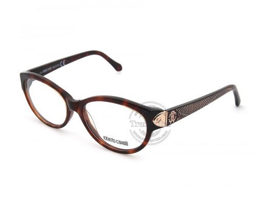 ROBERTO CAVALLI OPTICAL GLASSES FOR WOMEN MODEL FELICITE 769 COLOR 052