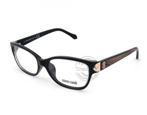 ROBERTO CAVALLI optical glasses for women model GRAND SOEUR 770U color 001