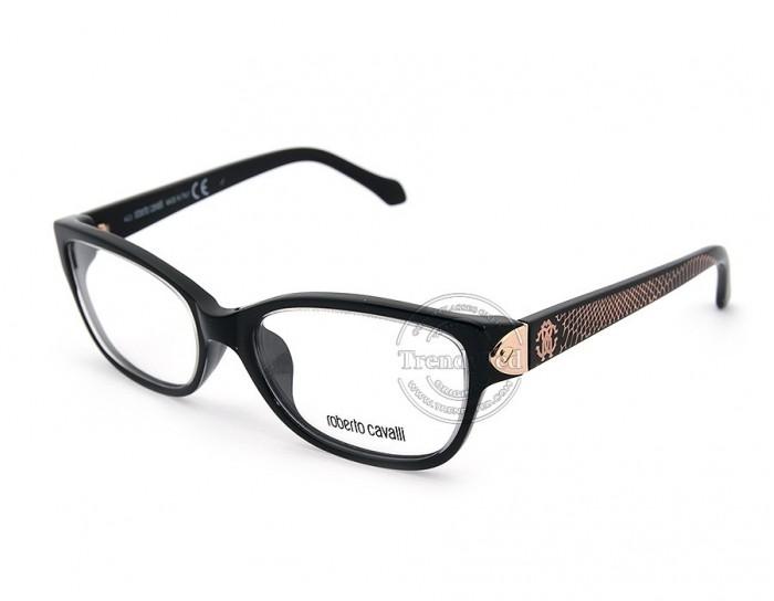 ROBERTO CAVALLI optical glasses for women model GRAND SOEUR 770U color 001