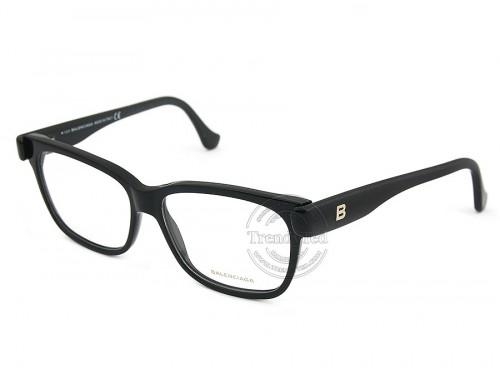 عینک طبی BALENCIAGA مدل 5003 رنگ 001 BALENCIAGA - 1