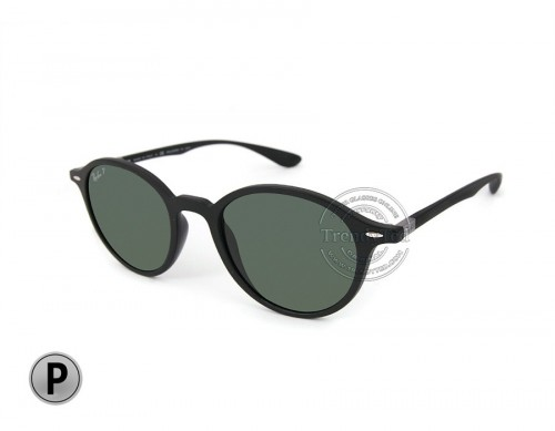 RAYBAN Polarized unisex Sunglasses model RB4237 color 601-S/58