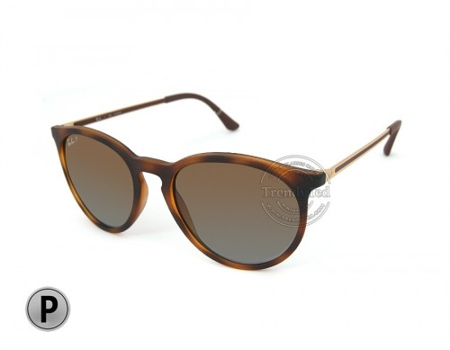 RAYBAN Polarized unisex Sunglasses model RB4274 color 856/T5