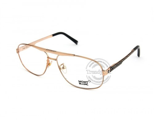 عینک طبی MONT BLANC مدل 431 رنگ 001 MONT BLANC - 1