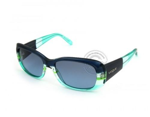 عینک آفتابی ووگ مدل VO 2606-S رنگ 2237/8F VOGUE - 1