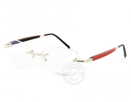 عینک طبی تدبیکر مدل S014 رنگ 079