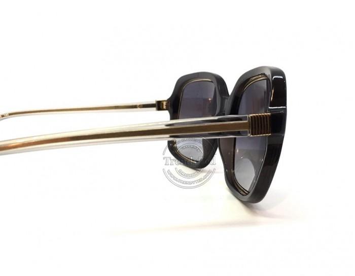 عینک مردانه زنانه اورجینال آفتابی تدبیکر مدل 1352 رنگ 001