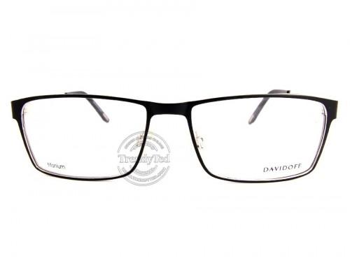 عینک اورجینال آقایان طبی تدبیکر مدل 4241 رنگ 001