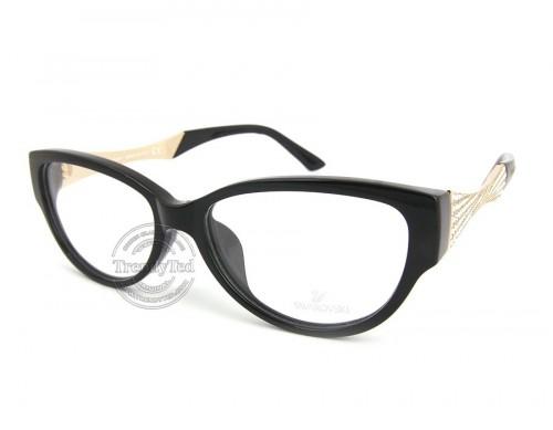 عینک طبی SWAROVSKI مدل  SW4101 رنگ 001 Swarovski - 1