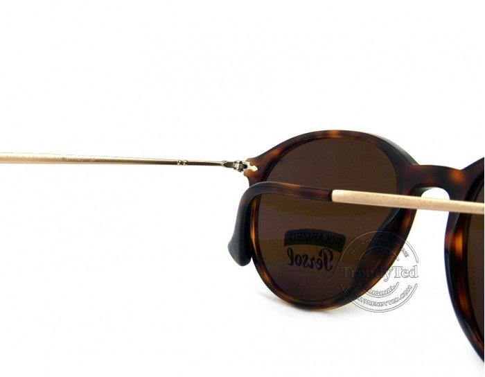 RAYBAN Polarized Sunglasses for women model RB8313 color 001/51