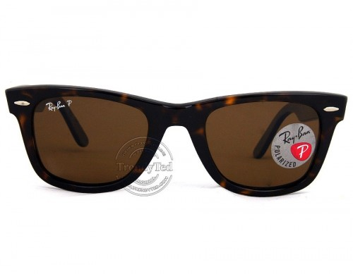 RAYBAN Polarized Sunglasses For Women model RB4246-M color 1218.7O