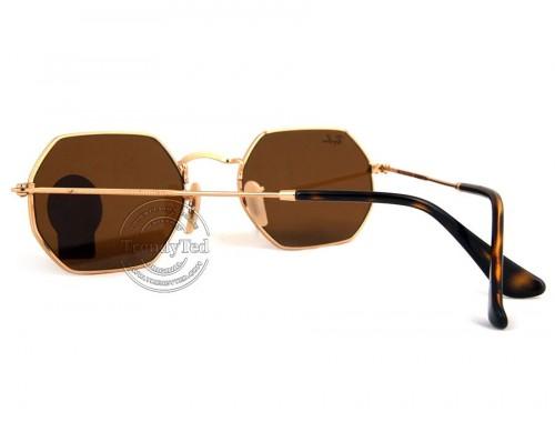 عینک آفتابی ریبن اورجینال زنانه پولارایز مدل RB4346 رنگ 990/33