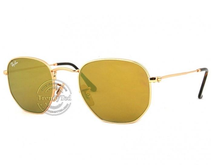 عینک آفتابی ریبن اورجینال زنانه پولارایز مدل RB8313 رنگ 003/40
